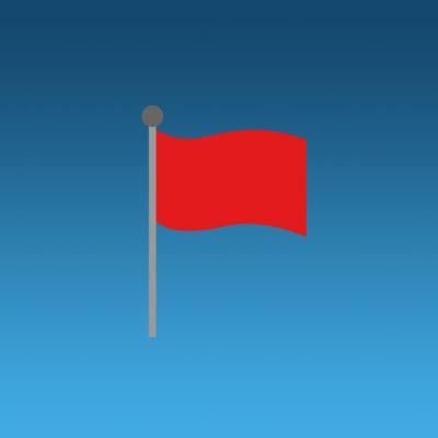 Resume Red Flag