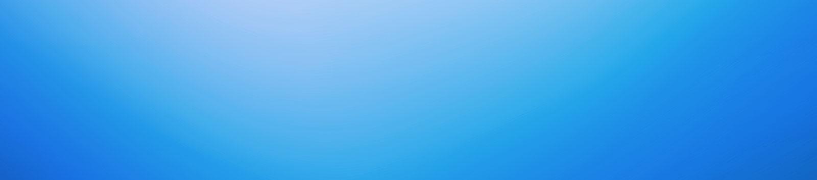 bright blue gradient header
