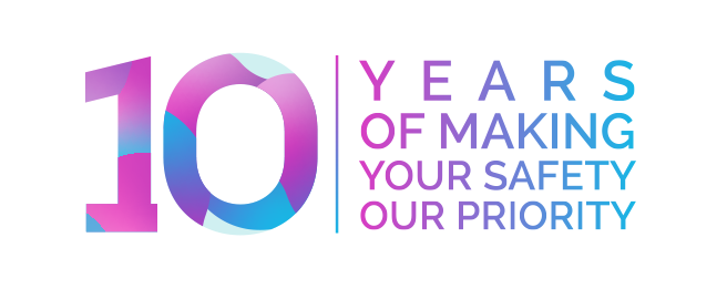 10 Years of Making Your Safety Our Priority